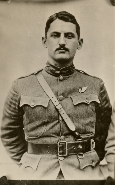 Arthur WWI