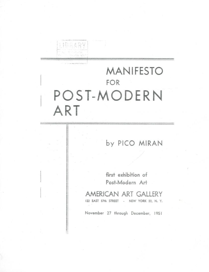 Manifesto P1