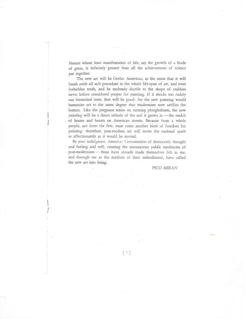 Manifesto P8